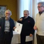 """Premio 3° classificato """"Conduttori"""""""