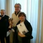 """Premio 2° classificata """"Passeggeri"""""""