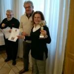 """Premio 3° classificata """"Passeggeri"""""""