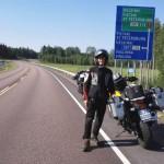 tra Helsinki e Russia