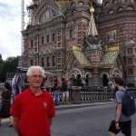 San Pietroburgo : Chiesa del Sangue Versato
