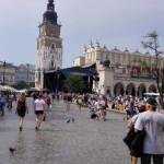 Cracovia : Rynek Glòwny