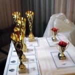 I premi per i motociclisti vincitori